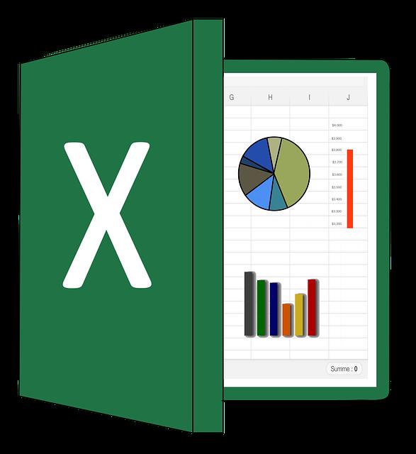 Membuat Grafik Dengan Mudah Dan Cepat dengan Microsoft Excel