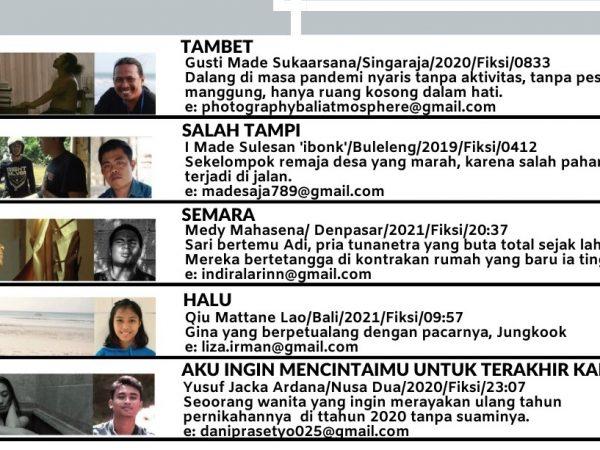Gandeng Indonesia Raja, STKIP Agama Hindu Singaraja Ajak Mahasiswa Mengenal Produksi Film Pendek